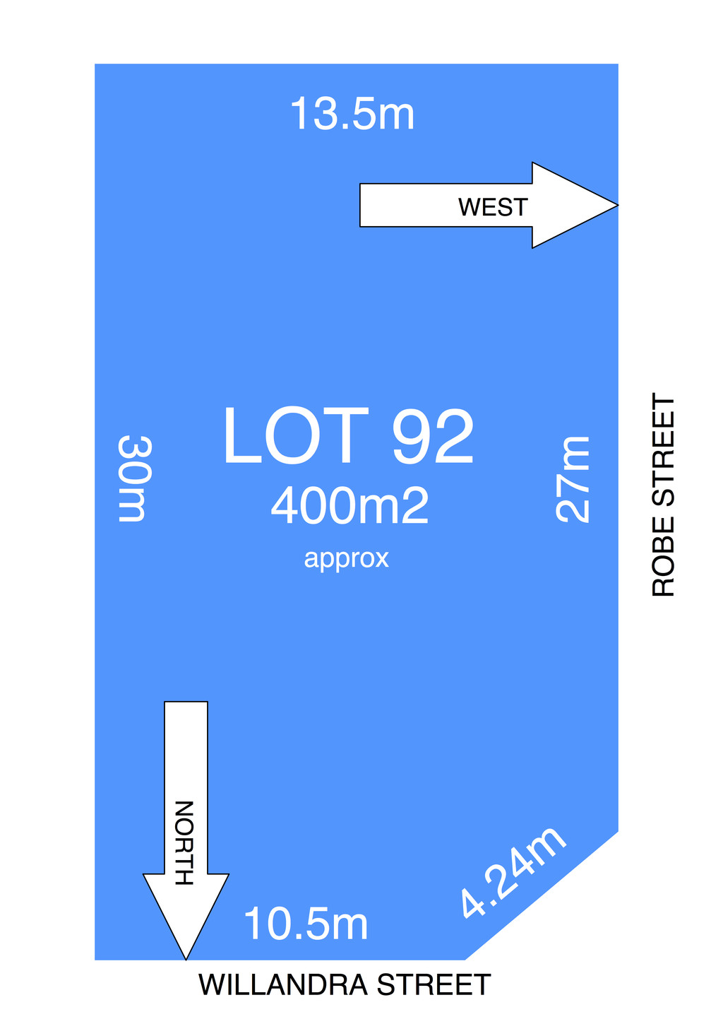 Lot 92 Willandra Street, SEAFORD HEIGHTS